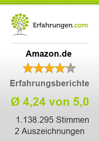 Amazon.de Bewertungen