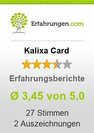 Kalixa Card Erfahrungen