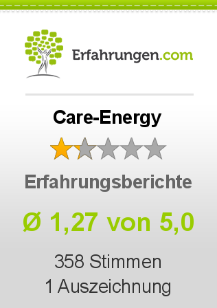 Care-Energy Bewertungen