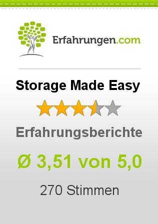 Storage Made Easy Erfahrungen