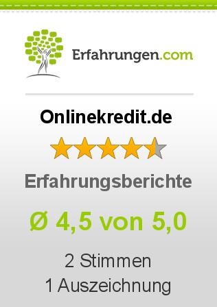 Onlinekredit.de Erfahrungen