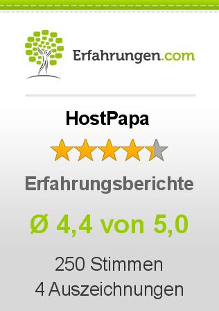 HostPapa Erfahrungen