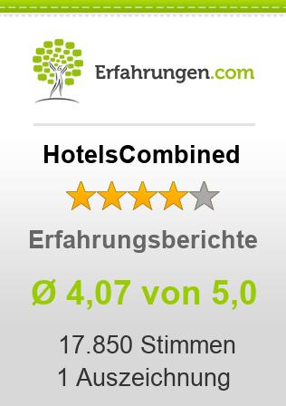 HotelsCombined Erfahrungen