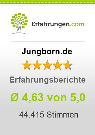 Jungborn.de Erfahrungen
