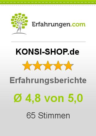 KONSI-SHOP.de Erfahrungen