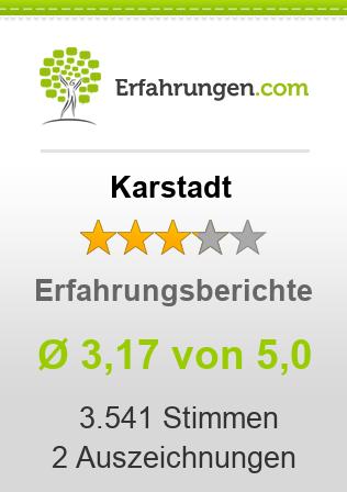 Karstadt Erfahrungen