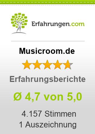 Musicroom.de Erfahrungen