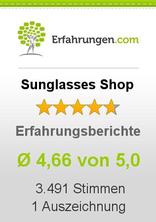 Sunglasses Shop Erfahrungen
