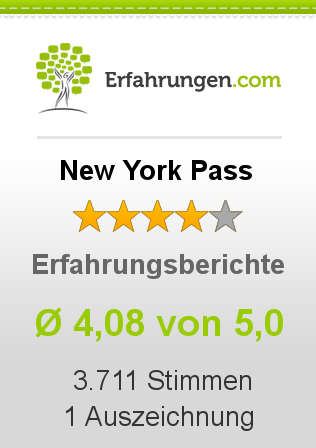 New York Pass Bewertungen