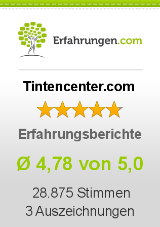Tintencenter.com Bewertungen