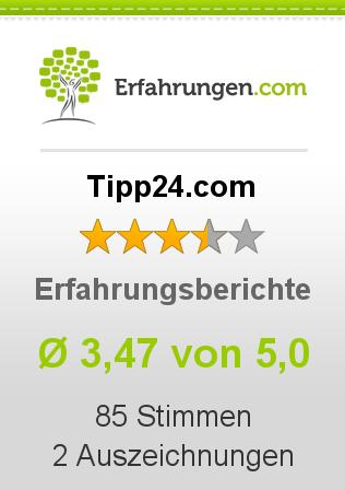 Tipp24.com Erfahrungen