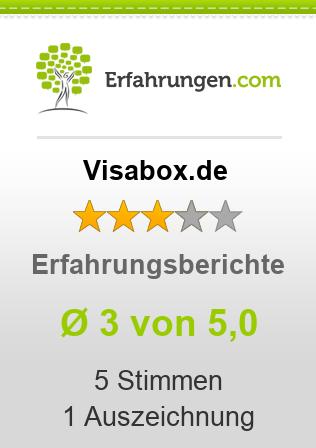 Visabox.de Erfahrungen