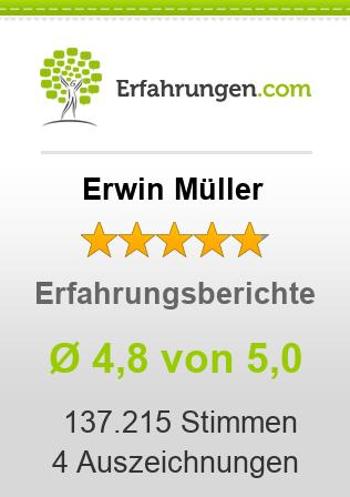 Erwin Müller Erfahrungen