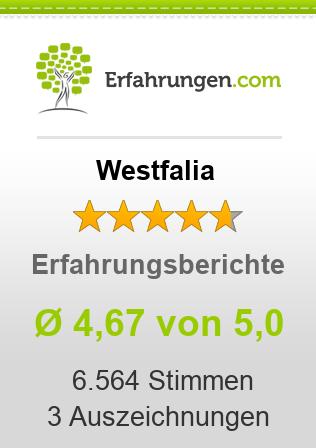 Westfalia Erfahrungen