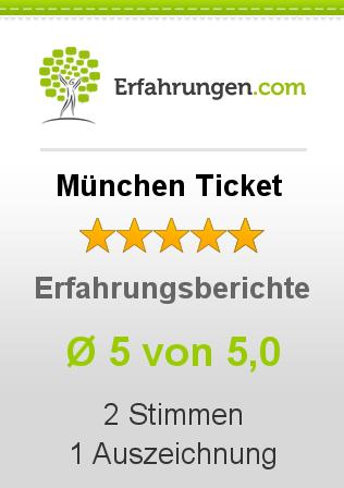 München Ticket Erfahrungen