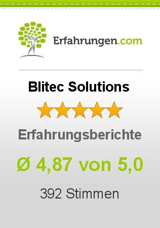 Blitec Solutions Erfahrungen
