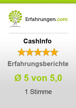 CashInfo Erfahrungen