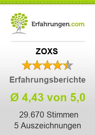 ZOXS Erfahrungen