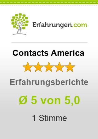 Contacts America Erfahrungen