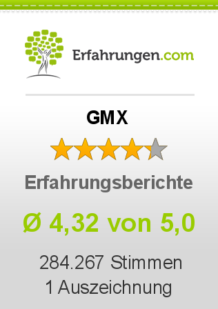 GMX Erfahrungen