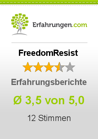 FreedomResist Erfahrungen