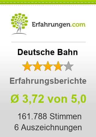 Deutsche Bahn Erfahrungen