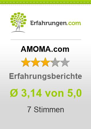 AMOMA.com Erfahrungen
