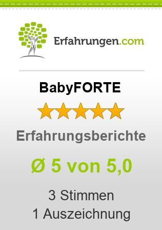BabyFORTE Erfahrungen