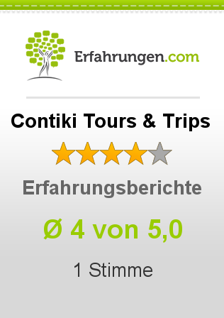 Contiki Tours & Trips Erfahrungen
