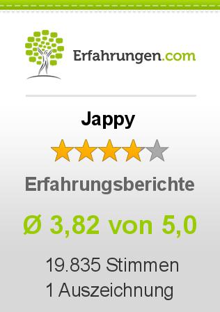 Jappy Erfahrungen