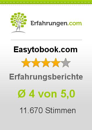 Easytobook.com Erfahrungen