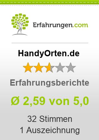 HandyOrten.de Erfahrungen