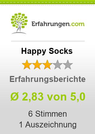 Happy Socks Erfahrungen