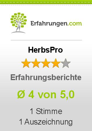 HerbsPro Erfahrungen