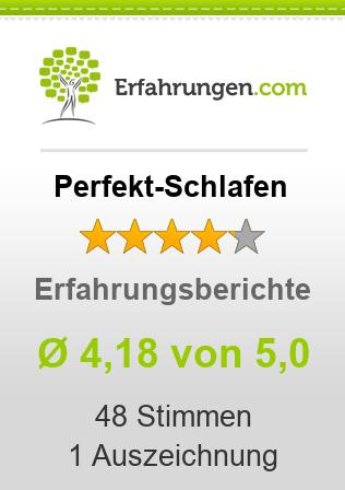 Perfekt-Schlafen Bewertungen bei Erfahrungen.com