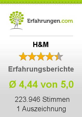 H&M Erfahrungen