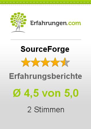 SourceForge Erfahrungen