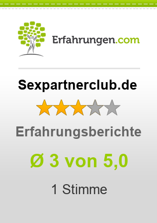 Sexpartnerclub.de Erfahrungen