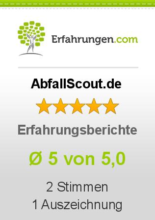AbfallScout.de Erfahrungen
