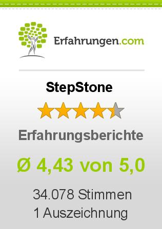 StepStone Erfahrungen
