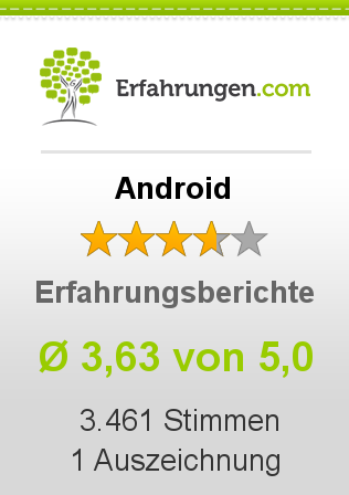 Android Erfahrungen