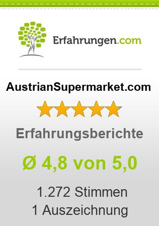 AustrianSupermarket.com Erfahrungen