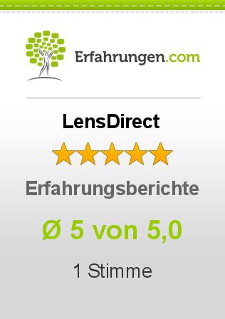 LensDirect Erfahrungen