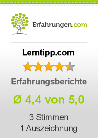 Lerntipp.com Erfahrungen
