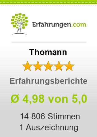 Thomann Erfahrungen