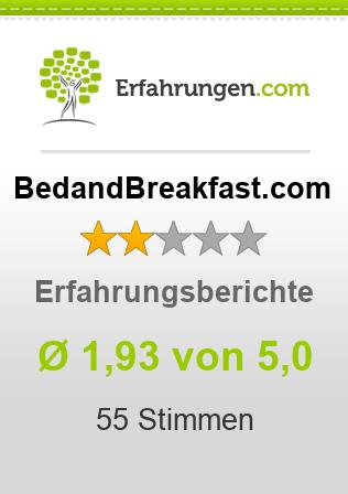 BedandBreakfast.com Erfahrungen