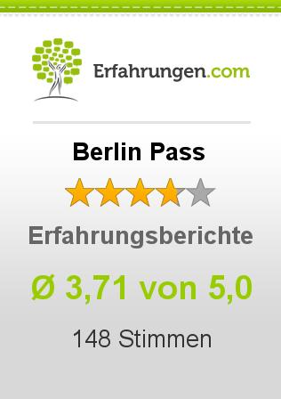 Berlin Pass Erfahrungen