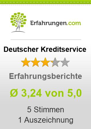 Deutscher Kreditservice Erfahrungen