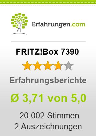 FRITZ!Box 7390 Erfahrungen