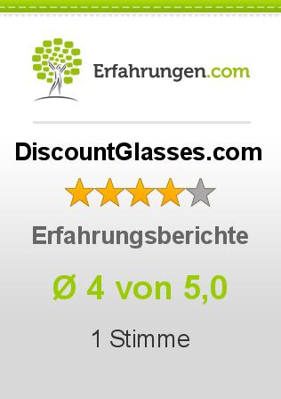 DiscountGlasses.com Erfahrungen